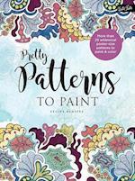 Pretty Patterns to Paint (Paint Color)