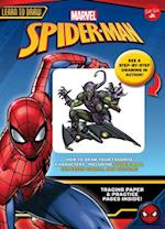 Learn to Draw Marvel's Spider-Man (Licensed Learn to Draw)