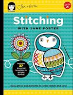 Stitching with Jane Foster (Kids Craft Kit Series)