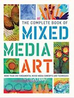 The Complete Book of Mixed Media Art (Complete Book of…)