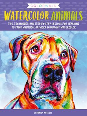 Colorways: Watercolor Animals