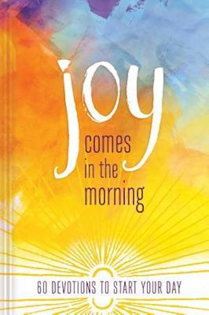 Bog, hardback Joy Comes in the Morning af Ellie Claire