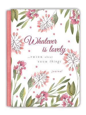 Bog, hardback Whatever Is Lovely Gratitude Journal af Ellie Claire