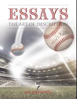 Essays The Art of Description: Vol. I