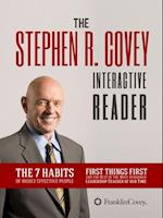Stephen R. Covey Interactive Reader