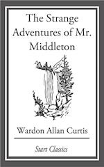 Strange Adventures of Mr. Middleton af Wardon Allan Curtis