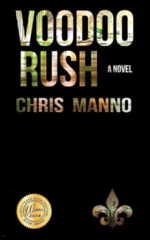 Bog, hæftet Voodoo Rush af Chris Manno