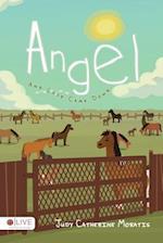 Angel af Judy Catherine Moratis