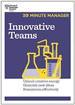 Innovative Teams (HBR 20-Minute Manager Series) (20 minute Manager)