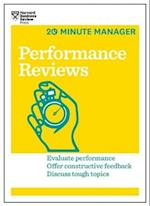 Performance Reviews (HBR 20-Minute Manager Series) (20 minute Manager)