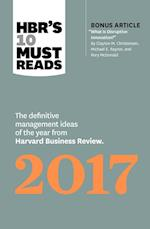 HBR'S 10 Must Reads 2017 af harvard Business Review