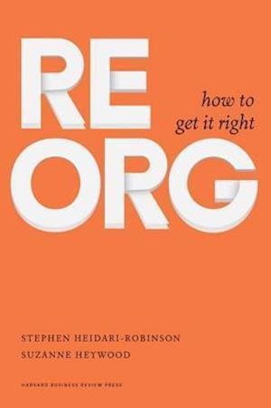 ReOrg af Stephen Heidari-robinson, Suzanne Heywood