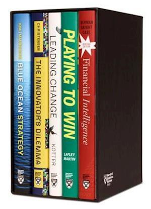 Harvard Business Review Leadership & Strategy Boxed Set (5 Books) af Clayton M. Christensen, W. Chan Kim, John P. Kotter