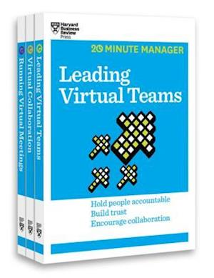 Virtual Manager Collection (3 Books) (HBR 20-Minute Manager Series)