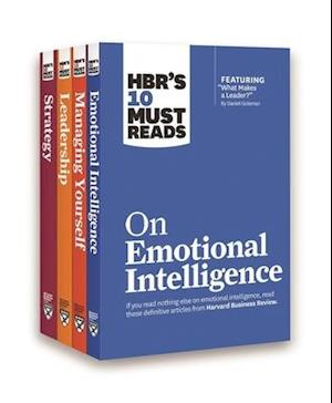 Bog, sampak HBR's 10 Must Reads Leadership Collection (4 Books) (HBR's 10 Must Reads) af harvard Business Review
