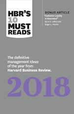 HBR's 10 Must Reads 2018 (HBR's 10 Must Reads)