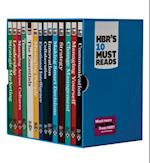 HBR's 10 Must Reads Ultimate Boxed Set (14 Books) (HBR's 10 Must Reads)
