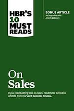HBR's 10 Must Reads on Sales (with bonus interview of Andris Zoltners) (HBR's 10 Must Reads) af harvard Business Review