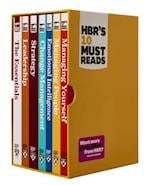 HBR's 10 Must Reads Boxed Set with Bonus Emotional Intelligence (7 Books) (HBR's 10 Must Reads) (HBR's 10 Must Reads)