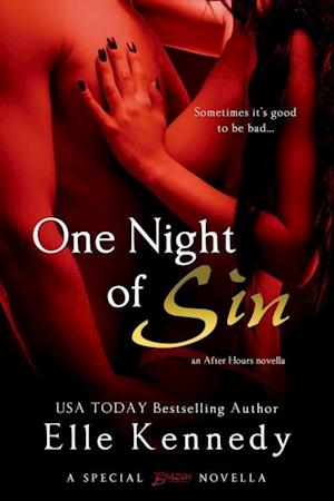 One Night of Sin af Elle Kennedy