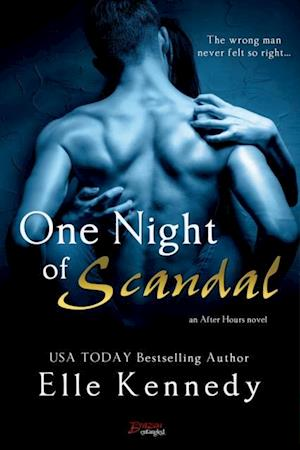 One Night of Scandal af Elle Kennedy