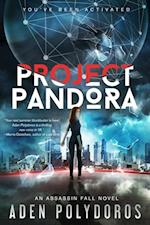Project Pandora af Aden Polydoros