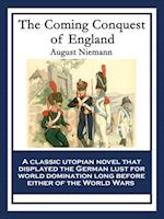 Coming Conquest of England af August Niemann