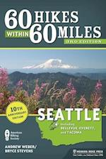 60 Hikes Within 60 Miles Seattle af Bryce Stevens
