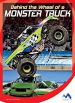 Behind the Wheel of a Monster Truck (In the Drivers Seat)