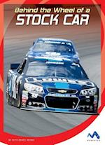 Behind the Wheel of a Stock Car (In the Drivers Seat)