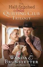 Half-Stitched Amish Quilting Club Trilogy