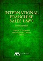 International Franchise Sales Laws