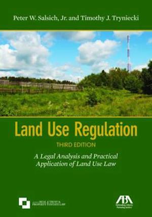 Bog, paperback Land Use Regulation af Peter W. Salsich