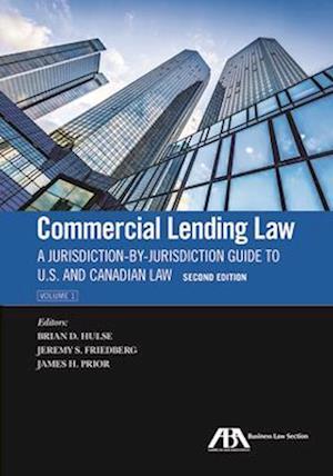 Bog, paperback Commercial Lending Law af Brian D. Hulse
