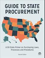 Guide to State Procurement