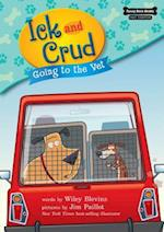 Going to the Vet (Book 3) (Funny Bone Readers First Chapters)