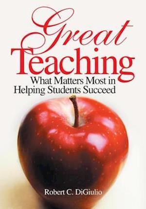 Great Teaching af Robert C. Digiulio