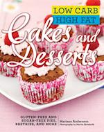 Low Carb High Fat Cakes and Desserts