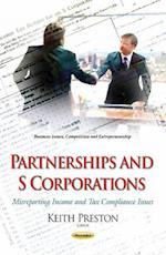 Partnerships & S Corporations af Keith Preston