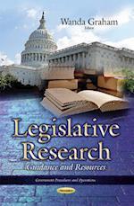 Legislative Research