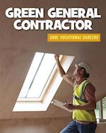 Green General Contractor (Cool Careers)