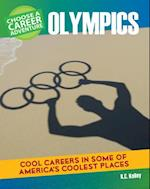 Choose Your Own Career Adventure at the Olympics (Bright Futures Press Choose Your Own Career Adventure)