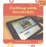 Coding With Scratchjr (21st Century Skills Innovation Library Makers As Innovators Junior)