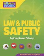 Law & Public Safety (Bright Futures Press World of Work)