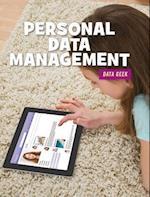 Personal Data Management (21st Century Skills Library Data Geek)