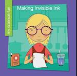 Making Invisible Ink (My Early Library My Science Fun)