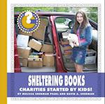 Sheltering Books (Community Connections How Do They Help)