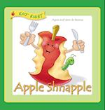 Apple Shnapple: Encouraging kids to eat healthy snacks