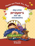 My Little Prayers for All Occasions