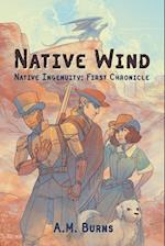 Native Wind af A. M. Burns